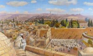 Birkat Kohanim Priestly Blessing by Alex Levin