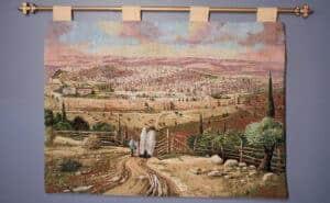 israel tapestry