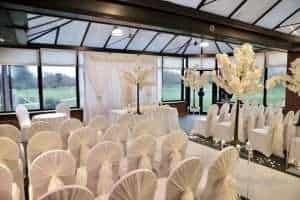 Walsall wedding decor