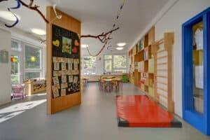 Royal kindergarten Prague 8 Gym