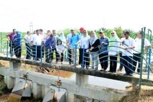 Menteri MESTECC Turun Padang Memeriksa Infrastruktur Pencegahan Pembakaran Terbuka di Johan Setia Klang 9