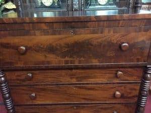 antique empire chests