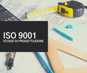 iso 9001 studio di progettazione