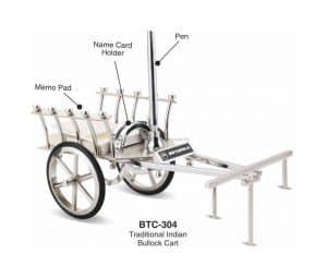 Bullock Cart Desktop Gift - BTC-304