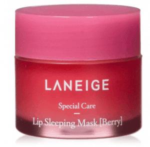 overnight sleeping mask berry flavor