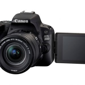 Canon EOS 200D (18-55MM)