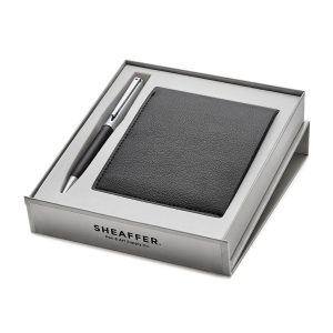 Sheaffer 9239 Ball Point Pen With Slim Wallet