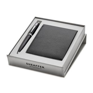 Sheaffer 9323 Ball Point Pen With Slim Wallet