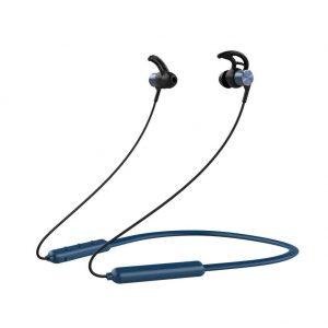 Pebble Spirit Loop - Wireless Neckband Earphone Blue