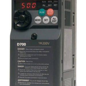 biến tần fr-d720s-0.75k