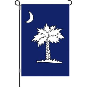 12 in. Flag - Crescent Moon