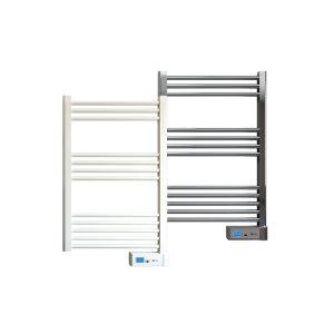 Rointe Elba Digital electric towel rail 300W in white or chrome