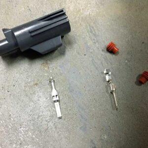 Hella vacuum pump connector kit