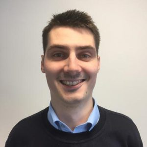 Damian Whittaker - Office Manager