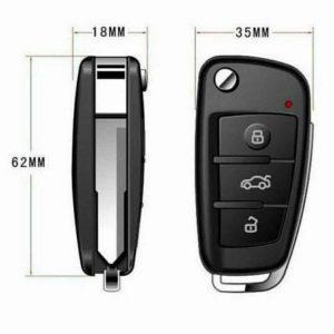 Car key spy camera dimentions
