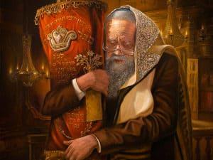 Jewish Life - Judaica Art