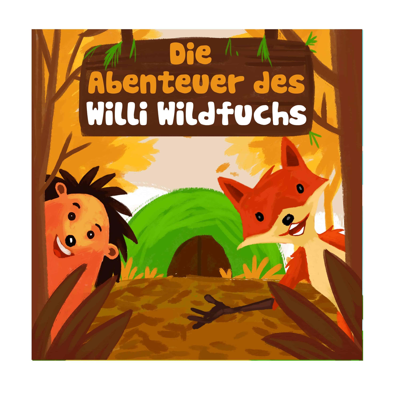 Buch Willi Wildfuchs