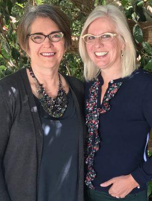 Cathy and Joan - Seasonal Color Analysis