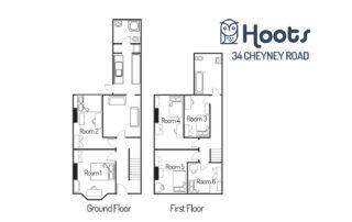 34 Cheyney Road Chester - Student Accommodation