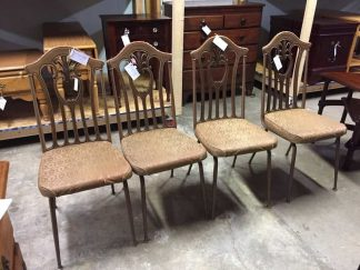 retro kitchen chairs