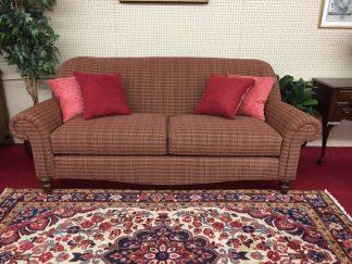 clayton marcus vintage sofa