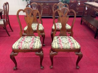 Bartley Collection Mahogany Dining Chairs
