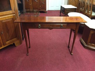 Cherry One Drawer Sofa Table