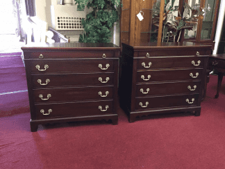 Georgetown Galleries Bachelor Chests