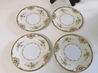 Empress China Cake Plates