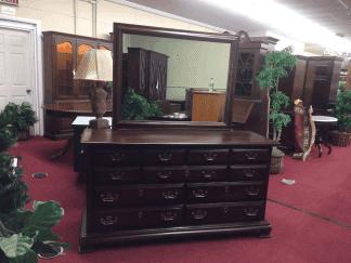 Kling Cherry Dresser with Mirror