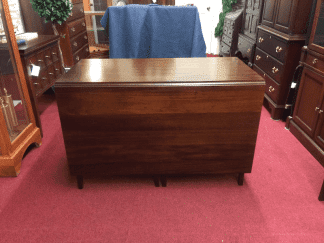Vintage Craftique Drop Leaf Table