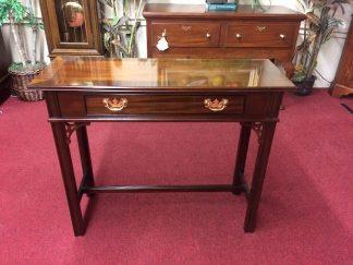 Vintage Councill Craftsman Sofa Table