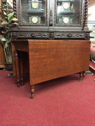 antique walnut table