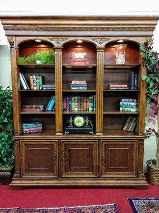 Hooker Furniture Bookcase Cabinet