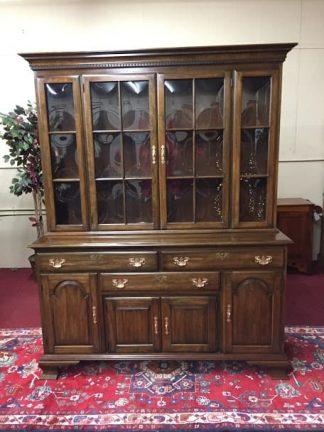 Pennsylvania House Cherry Hutch Cabinet
