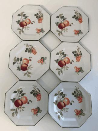 Johnson Brothers Cake Plates