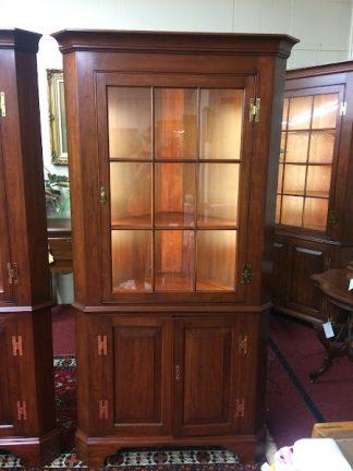 Henkel Harris Corner Cabinet