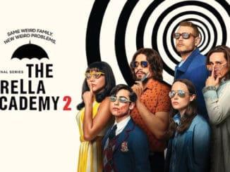 the umbrella academy stagione 2 netflix