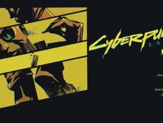 cyberpunk 2077 la tua voce fumetto
