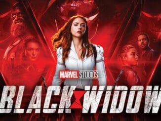 black widow film recensione