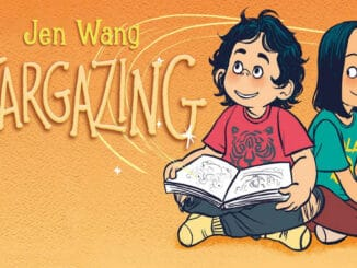 stargazing jen wang recensione
