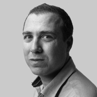 Nir Feldman Headshot