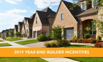 builder incentives