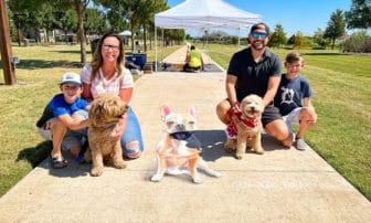 Barktoberfest 2021 at Windsong Ranch