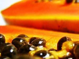 Papaya Seeds for Parasitic Infection