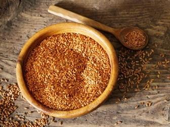 Flaxseeds for coronavirus