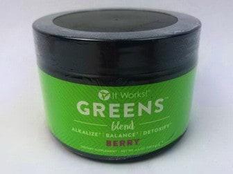Greens Blend Berry