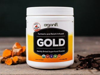 Organifi turmeric supplement