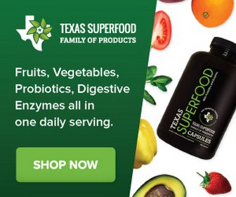 Superfood Capsules made in Texas