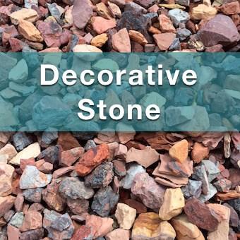 decorative landscape stone for sale at suburban landscape supply